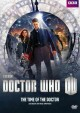 Go to record Doctor Who. The time of the Doctor