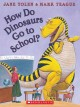 Go to record How do dinosaurs go to school?