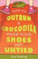 Go to record How to outrun a crocodile when your shoes are untied