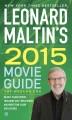 Go to record Leonard Maltin's 2015 Movie Guide : The Modern Era