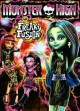 Go to record Monster High. Freaky fusion
