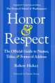 Go to record Honor & respect : the official guide to names, titles and ...