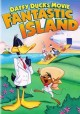 Go to record Daffy Duck's movie, Fantastic Island