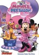 Go to record Mickey Mouse Clubhouse. Minnie's pet salon.