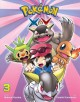 Go to record Pokémon XY. Volume 3