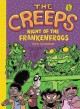Go to record The Creeps. 1, Night of the frankenfrogs