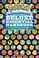 Go to record Pokémon deluxe essential handbook : the need-to-know stats...