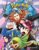 Go to record Pokémon XY. 4