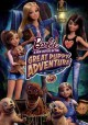 Go to record Barbie & her sisters in the great puppy adventure