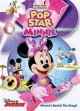 Go to record Mickey Mouse clubhouse. Pop star Minnie