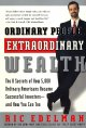 Go to record Ordinary people, extraordinary wealth : the 8 secrets of h...