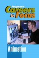 Go to record Careers in focus. Animation.