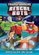 Go to record Transformers, Rescue Bots. Mystery rescue