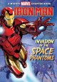 Go to record Invasion of the space phantoms : starring Iron Man