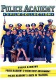 Go to record Police academy : 3 film collection