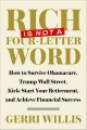 Go to record Rich is not a four-letter word : how to survive Obamacare,...
