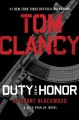 Go to record Tom Clancy duty and honor