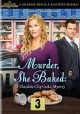 Go to record Murder, she baked : a chocolate chip mystery