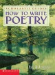 Go to record How to write poetry