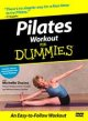 Go to record Pilates Workout for Dummies