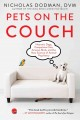 Go to record Pets on the couch : neurotic dogs, compulsive cats, anxiou...