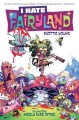 Go to record I hate fairyland. Volume one, Madly ever after
