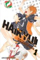 Go to record Haikyu!. 1