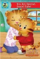 Go to record Daniel Tiger's neighborhood. You are special, Daniel Tiger!