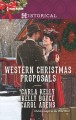Go to record Western Christmas proposals / Christmas Dance With the Ran...