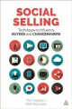 Go to record Social selling : techniques to influence buyers and change...