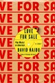 Go to record Love for sale : pop music in America