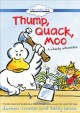 Go to record Thump, quack, moo : a whacky adventure