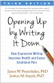Go to record Opening up by writing it down : how expressive writing imp...