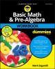 Go to record Basic math & pre-algebra workbook