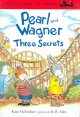 Go to record Pearl and Wagner : three secrets