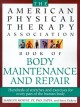 Go to record Book of body maintenance and repair