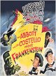 Go to record Bud Abbott and Lou Costello meet Frankenstein