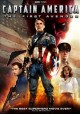 Go to record Captain America the first avenger