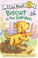 Go to record Biscuit in the garden