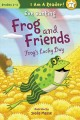 Go to record Frog's lucky day
