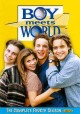 Go to record Boy meets world. /  The complete fourth season
