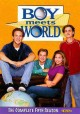 Go to record Boy meets world. /  The complete fifth season