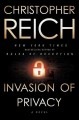 Go to record Invasion of privacy : a novel