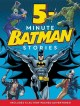 Go to record 5-minute Batman stories