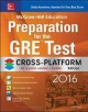 Go to record McGraw-Hill Education preparation for the GRE test 2016