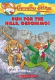 Go to record Run for the hills, Geronimo!