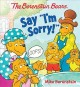 "Go to record The Berenstain Bears say ""I'm sorry!"""