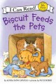 Go to record Biscuit feeds the pets
