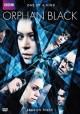 Go to record Orphan black.  Season three