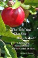 Go to record Who Told You That You Were Naked? : A Refreshing Reexamina...
